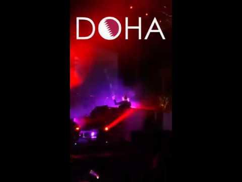DJ Tiësto - Doha Qatar - 25 February 2016