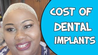 Dental Implants Post-op Day 5 (Cost, Pain, Eating etc.)