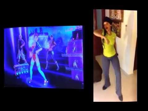 MAXIMA ATTACK - 2DA PARTE - DANCE CENTRAL 2 HARD - XBOX 360 KINECT -
