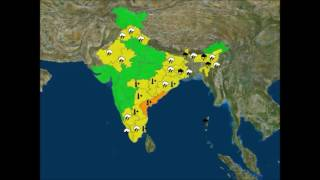 TODAY'S WEATHER FORECAST & WARNINGS 18 05 17