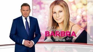 "60 Minutes Australia: Barbra Streisand ""Being Barbra"""