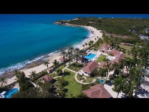 A look inside Trump's $28 million Caribbean estate