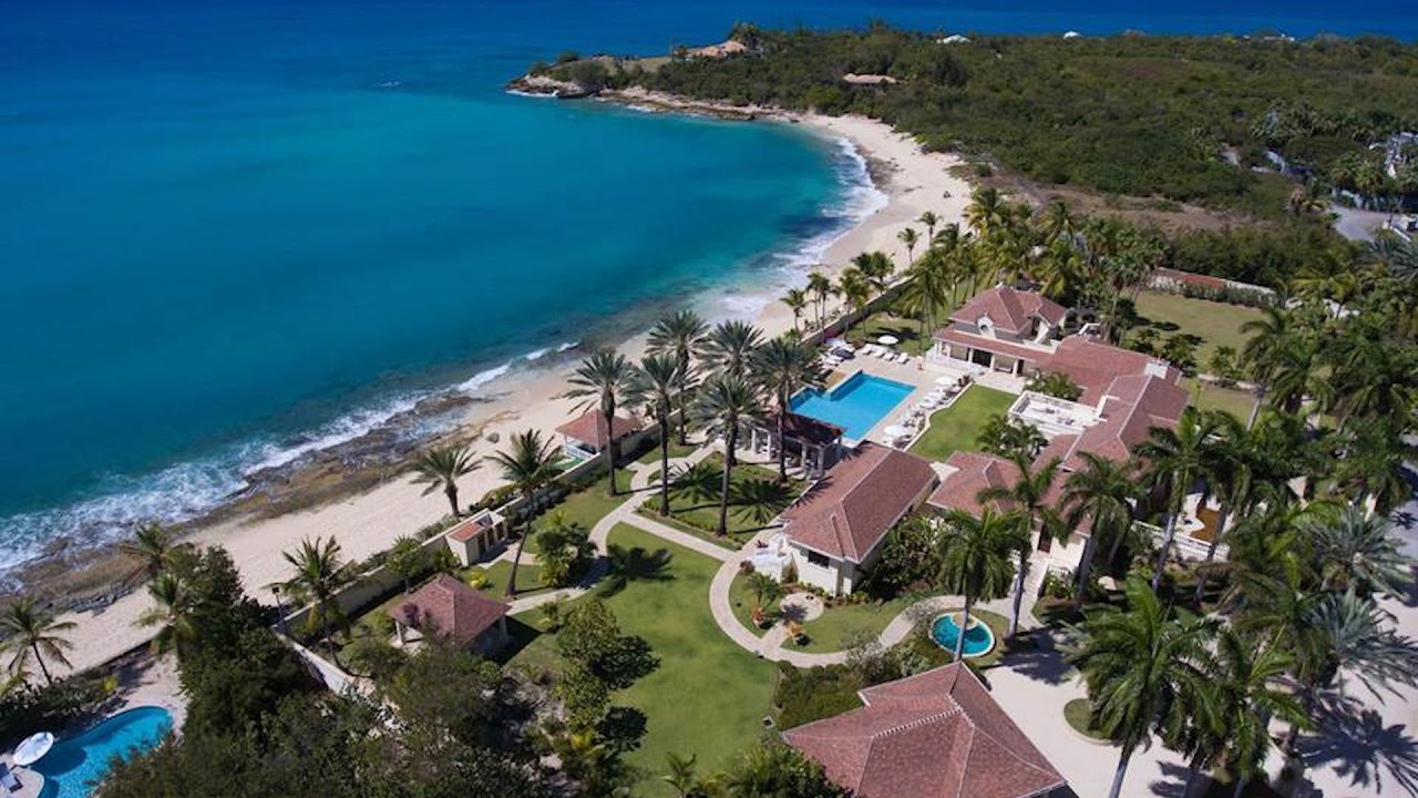 Inside Trump S 28 Million Caribbean Estate