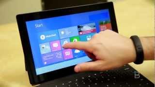 Microsoft Surface - Windows RT Tour