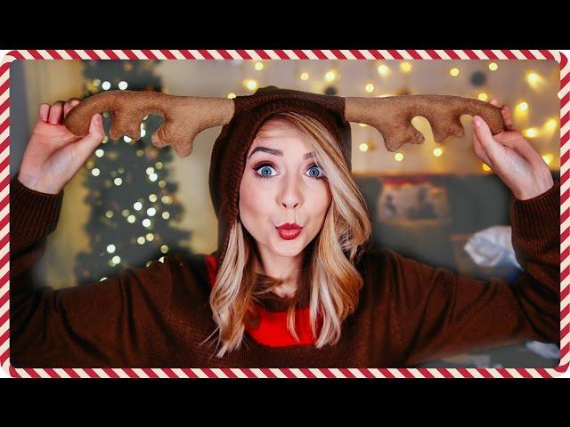 Christmas Jumper Haul | Zoella