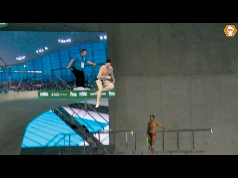 World Diving Championship Hijack