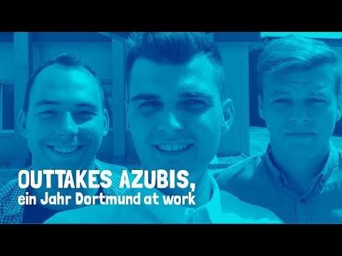 Outtakes Azubis, Ein Jahr DORTMUND AT WORK