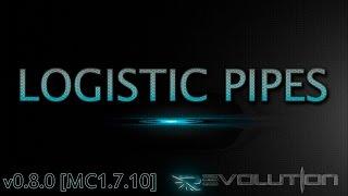 Гайд для мода Logistics Pipes v0.8.0 №4 - Передача энергии по трубам(Видео-гайд, посвященный моду Logistics Pipes и включает в себя материал: 1) Апгрейды 2) Транспортировка MJ, RF, EU энерги..., 2014-10-23T10:22:05.000Z)