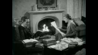 Vivir para gozar. George Cukor. 1938