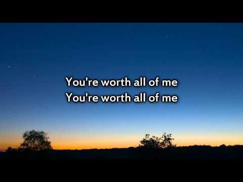 Matt Hammitt - All of Me - Instrumental with lyrics