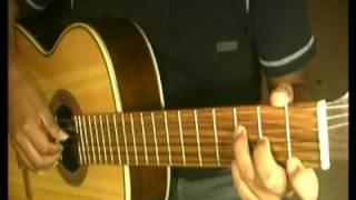 Quizas quizas -  Bolero  - Guitarra Tutorial acordes