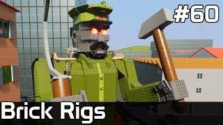 Brick Rigs PL [#60] SCP w BRICK RIGS /z Plaga