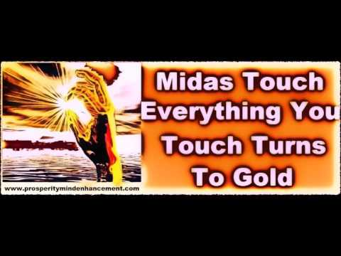 Midas Touch - Unlimited Wealth & Riches Mind Programming Subliminal