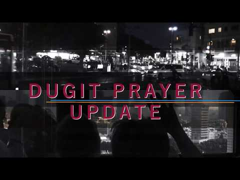 Dugit Prayer Tower - Pour out Your Spirit on Tel - Aviv