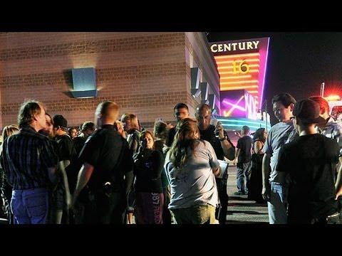 Colorado Shooting at The Dark Knight Rises Movie Premiere