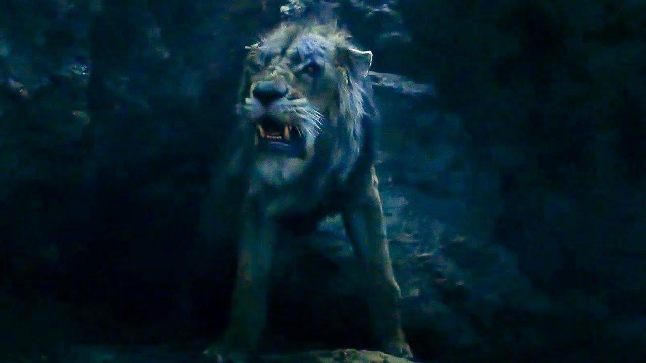 The Lion King 'Scars Speech To Hyenas' Trailer (2019) Disney HD