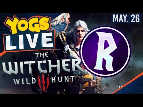 The Witcher 3 - Blood and Wine w/ Rythian - 26th May 2017