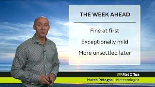 Sunday morning forecast - 24/02/19