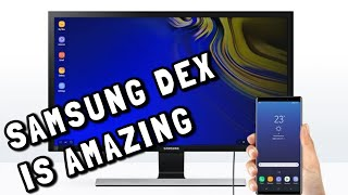 Samsung Dex Station: What they…