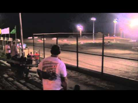 Kankakee County Speedway l UMP Modified A-Main l 5.15.15