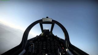 War Thunder - F-86 A-5 Sabre in MiG Alley [FRB]
