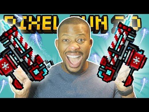 OMG! DUAL CRYO PISTOLS ARE OP! | Pixel Gun 3D