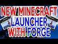 Install Forge on the New Minecraft Launcher : PC : 1.11.2