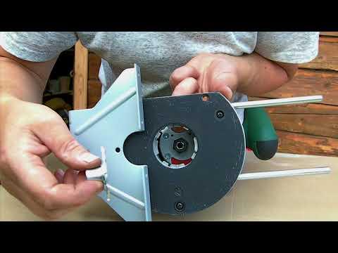 Фрезер Bosch POF 1200 AE. Обзор.