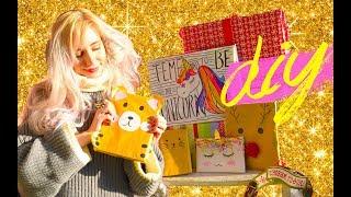 упаковка подарка за 5 минут DIY/ Подарок своими руками/Оригинальная упаковка/Original gift/ 100 ИДЕЙ