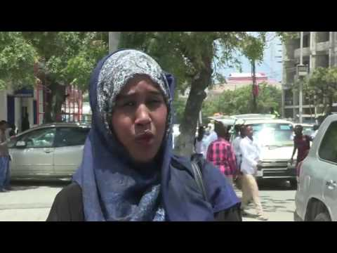 Somali capital city Mogadishu readies for the 2016 electoral process   Mogadishu #Somalia  HD   YouT