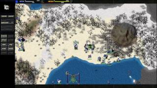 Beachhead on Thalassean - ARM Campaign M6 - Total Annihilation OTA