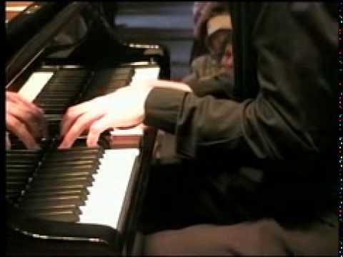 Alexey Lebedev:  Bach-Busoni Chromatic Fantasy and Fugue in D minor, BWV 903 (Part 1)