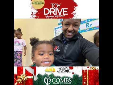 Toy Drive for Orlando Day Nursery by Combs Premier Realty Group