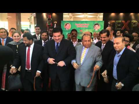 Pakistan's first Textile Sector specific exhibition TeXpo 2016 inaugurated