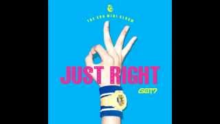 vuclip [DOWNLOAD/LYRICS] GOT7 (갓세븐) – Just Right (딱 좋아) (FULL 3rd mini album)