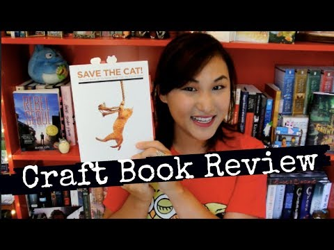 Craft Book Review: Save the Cat by Blake Snyder | Authortube | Booktube