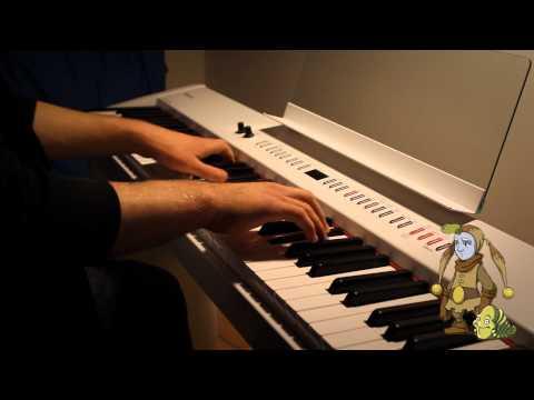 The Whispered World - A Sad Clown (Piano) [Sheet Music]