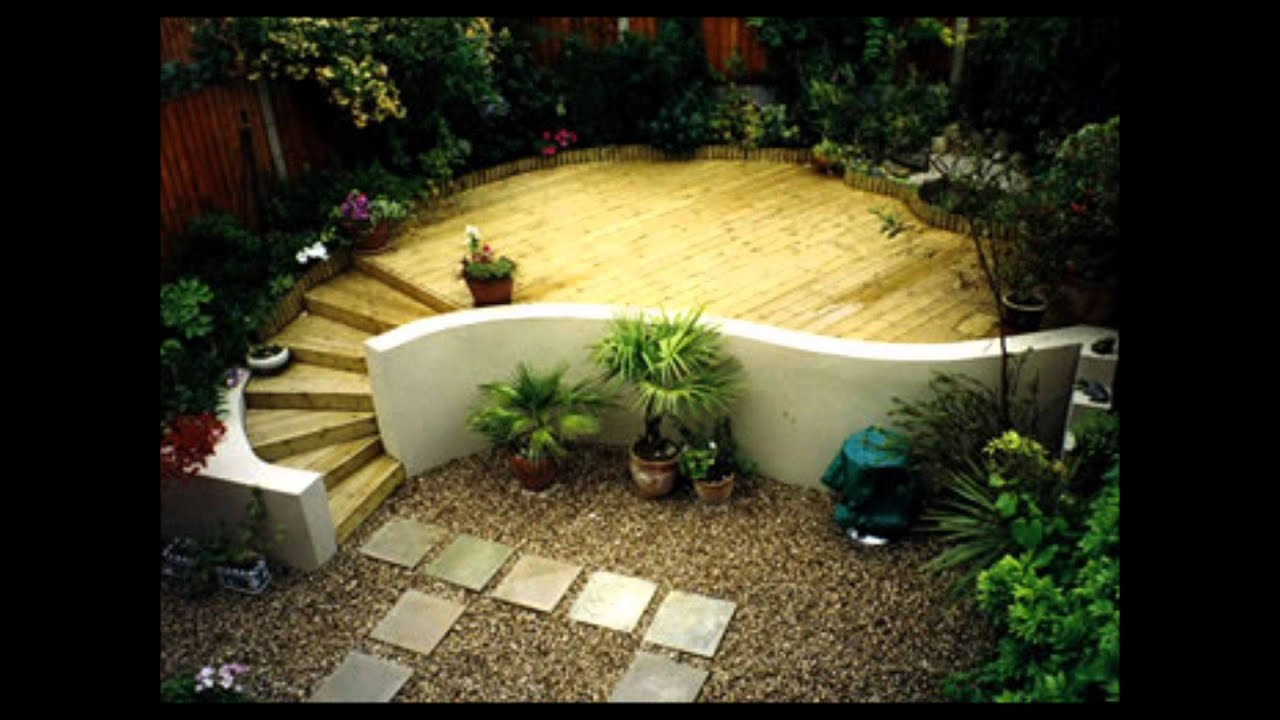 Diy landscaping diy landscaping youtube for Best backyard garden designs