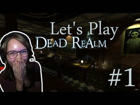 Let's Play Dead Realm w/ Minx, Sinow, and Doxy | Pt.1