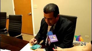 S4:E6 Ruth Diaz con Joel Herrera Abogado Tu Derecho Legal #AztecaChicago