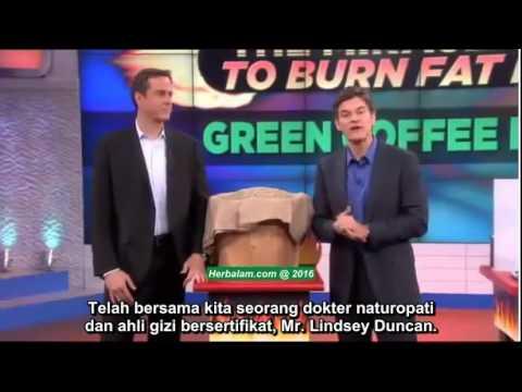 Kopi hijau turunkan berat badan