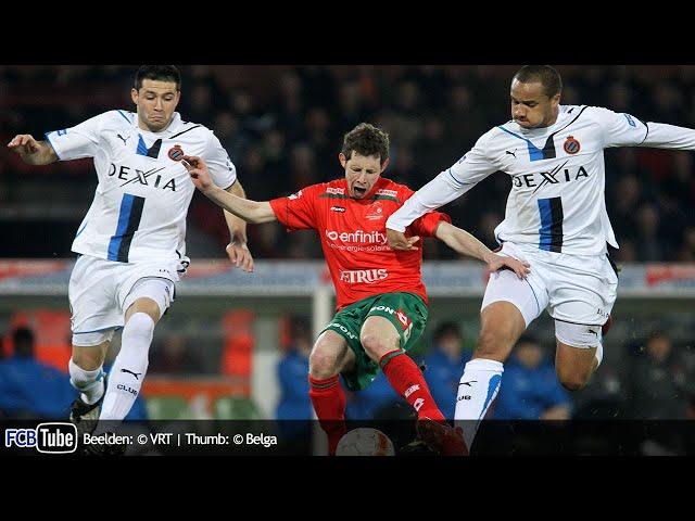 2009-2010 - Jupiler Pro League - PlayOff 1 - 05. Zulte Waregem - Club Brugge 2-0