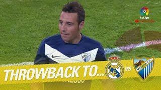 Resumen de Real Madrid vs Málaga CF (1-1) 2011/2012