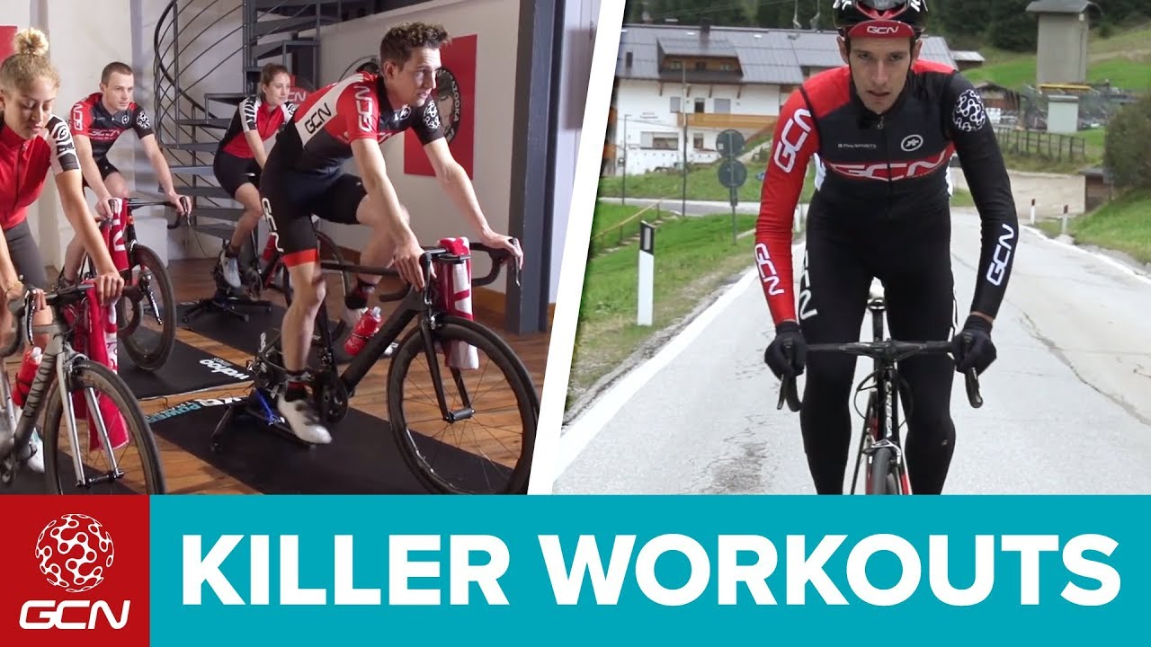 125c7a62e 5 Killer Cycling Workouts For 2018 - YouTube