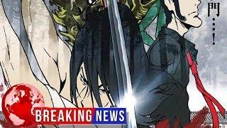 TMS Screens Lupin The IIIrd: Fujiko's Lie, Lupin The IIIrd: Goemon's Blood Spray Anime Films At Anim