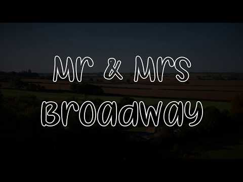 The Broadway Wedding - 31st August 2018