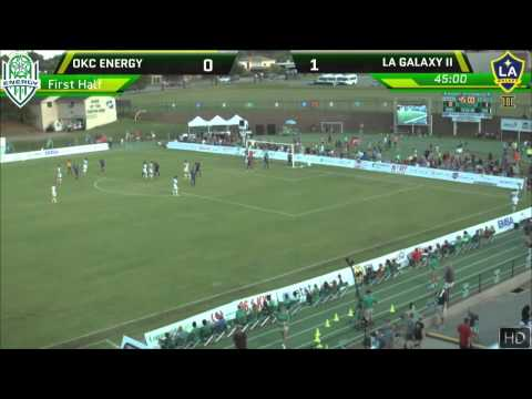 Energy FC vs. LA Galaxy II