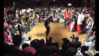 SKILLZ @ WILL vs 5 CREW DYNASTY/DYNAMIC ROCKERS (EVOLUTION 5)