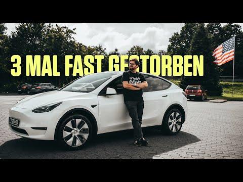 Tesla Model Y nach 2 Wochen und 1500km: Ersteindruck als Familienauto