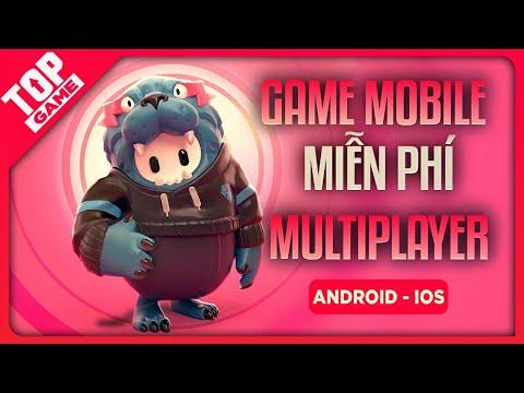 Top Game Mobile Cấu Hình Thấp Chơi Vui Vẻ Cùng Bạn Bè 2021 | TopGame